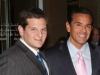 Ari Friedman with (former) Mayor Antonio Villraigosa