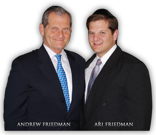 Andrew Friedman &amp; Ari Friedman
